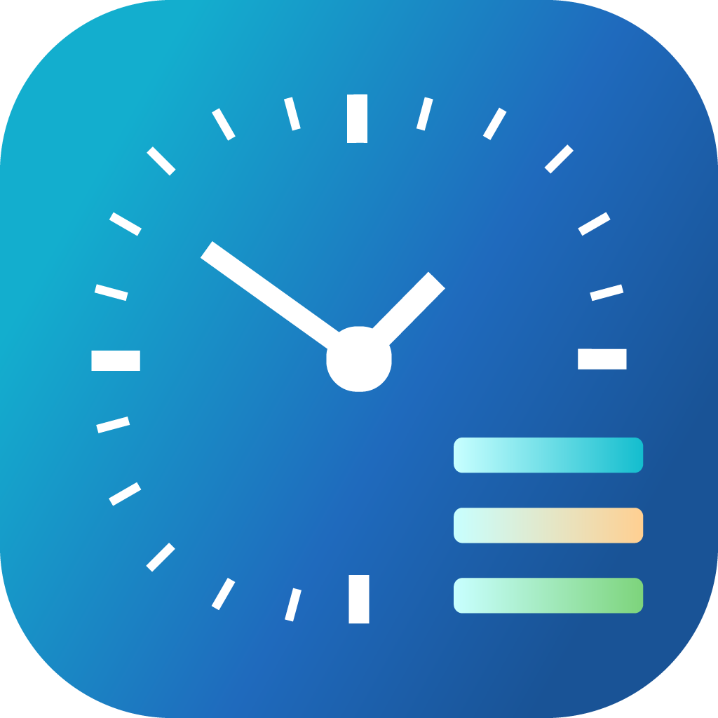 WorkHours app icon